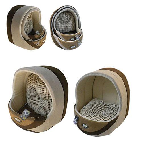 ¡Las cama nido son lo mejor para acurrucarse!   M (40x35x37 cm), en oferta a $23.500 desde $28.500: http://bit.ly/CAP_Nido_CM  L (45x40x44 cm), en oferta a $30.500 desde $37.500: http://bit.ly/CAP_Nido_CL