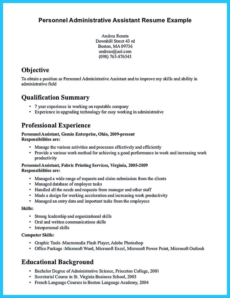 As you are confused on how to write assistant resume, you