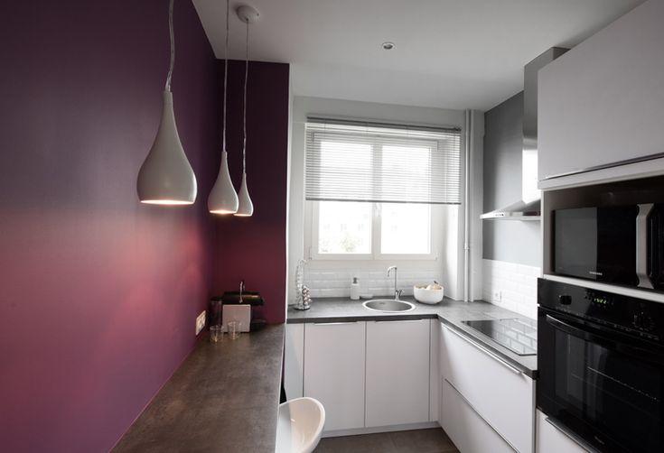 17 best images about choix teintes appart on pinterest for Trouver une cuisine