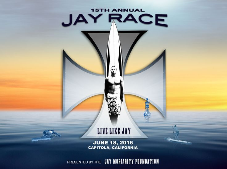 One of the most iconic paddleboard races in the world, the 15th Annual Jay Moriarity Memorial Paddleboard Race takes place on the majestic Monterey Bay on June 18th. We gather to remember Jay and paddle our hearts out in his honor! All proceeds will go to the Jay Moriarity Foundation to raise funds for Junior