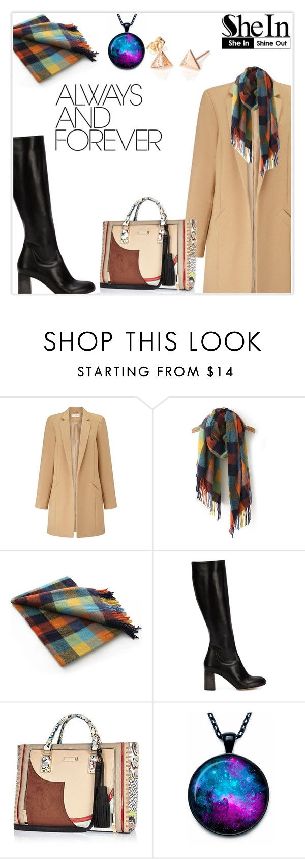 """""""shein"""" by aria-star ❤ liked on Polyvore featuring Miss Selfridge, Chloé, River Island, women's clothing, women's fashion, women, female, woman, misses and juniors"""
