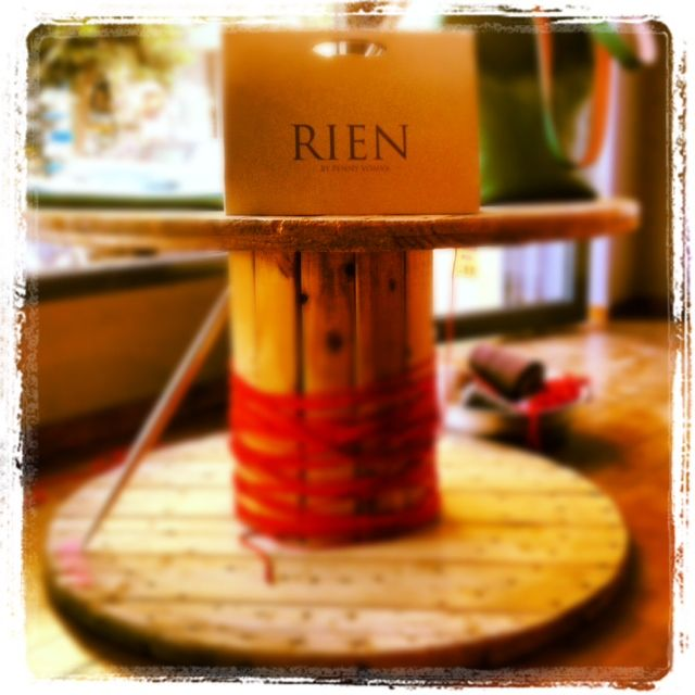 RIEN atelier in Athens..!