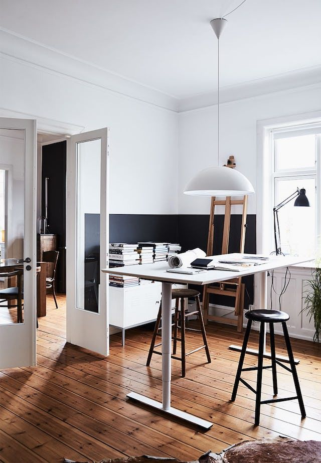 A stylist's home full of personality | FrenchByDesign