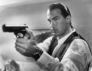Just in case you thought that Steven Seagal was a fake | Martial ...