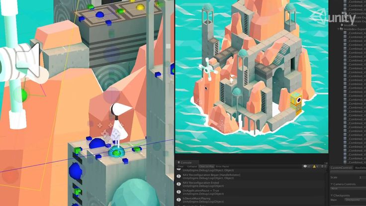 A Develop-exclusive early screening of the latest Unity Developer Profile, this time focusing on Shoreditch-based Ustwo Games and their million-selling puzzl...