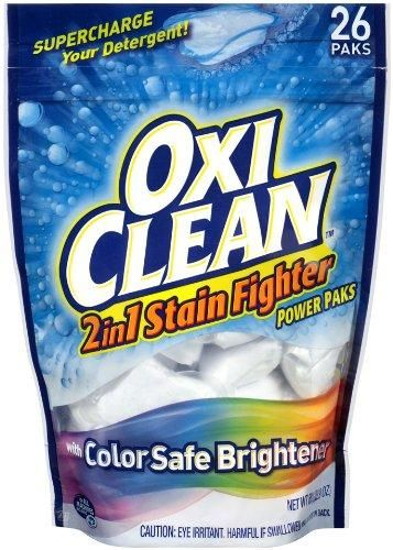 OxiClean 2 in 1 Stain Fighter Power Paks