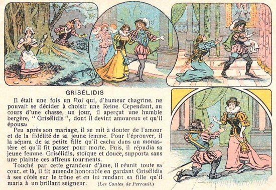 . Avoir une patience de Griselidis. Origine, signification proverbe, expression populaire. Dictionnaire locutions. Histoire de France. Patrimoine. Magazine
