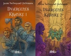 8 stars out of 10 for Dværgenes Krønike 1+2 by Jacob Hedegaard Pedersen #boganmeldelse #bookreview #books #bookish #booklove #bookeater #bogsnak Read more reviews at http://www.bookeater.dk