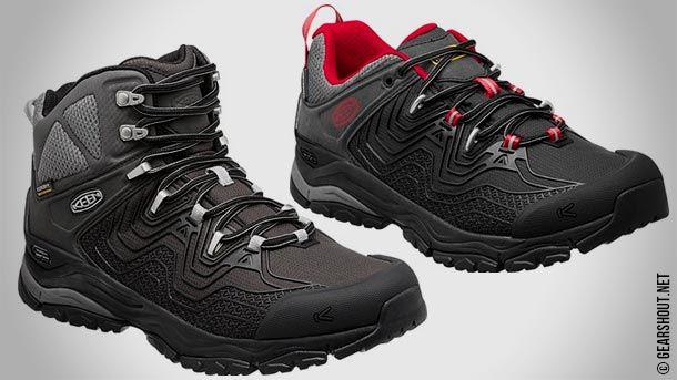 KEEN Footwear выпустила новую серию хайкинговых полуботинок KEEN APhlex