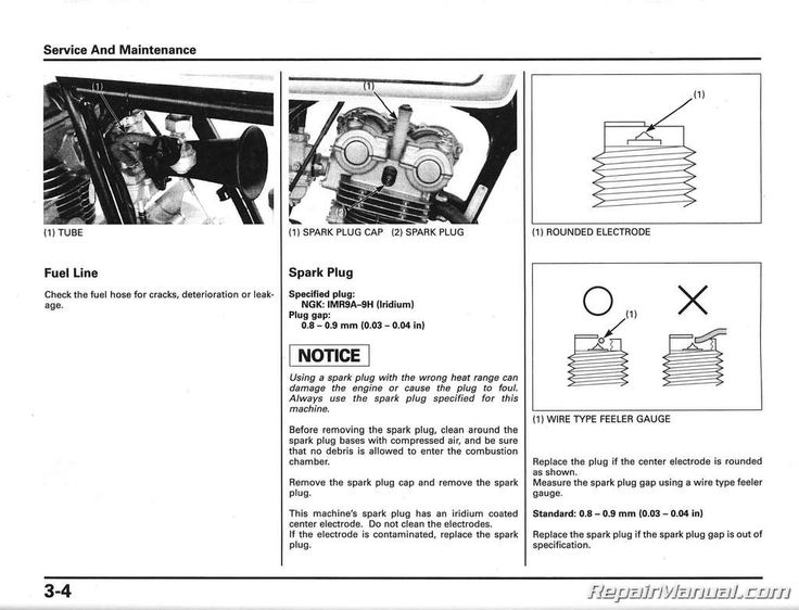 9 best Mechanic Instruction Example Documents images on