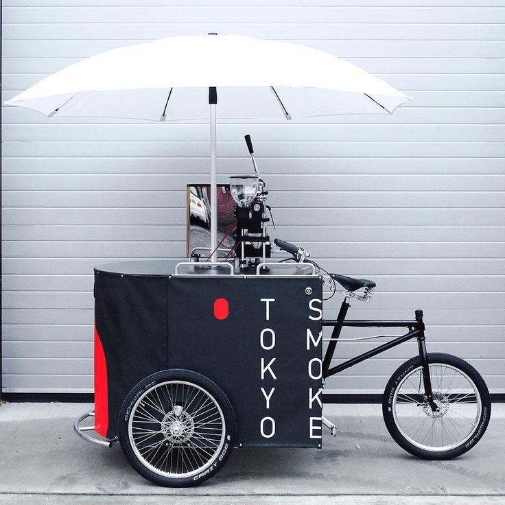 46 Best Food Cart Images On Pinterest Bike Food Food