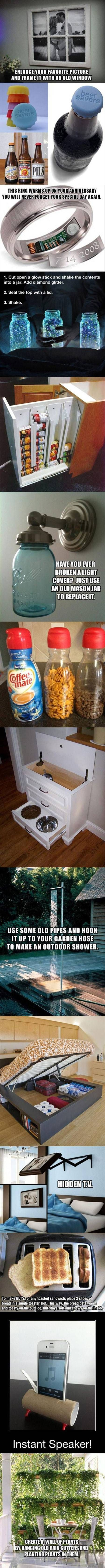 14 Cool and Creative Home Ideas for Geeks - TechEBlog