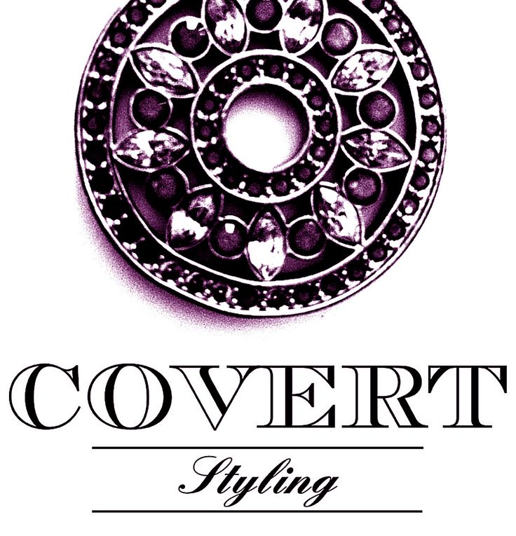 Covert Styling Logo - Inspired by Givenchy Vintage Necklace