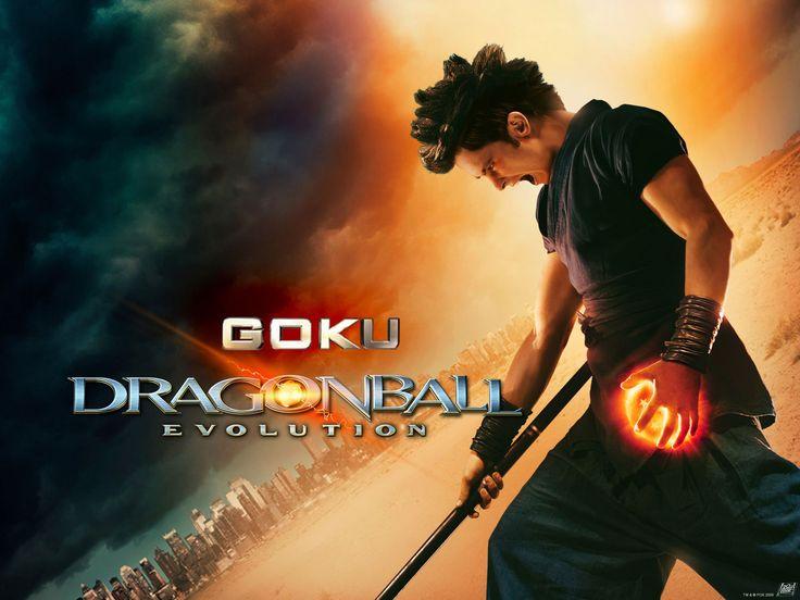 Dragonball Evolution: Goku