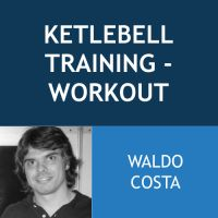 eBoo - Ketlebell Trainning - Workout com Waldo Costa