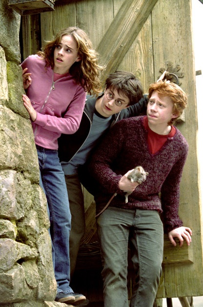 Year Three: Harry Potter and the Prisoner of Azkaban (2004).