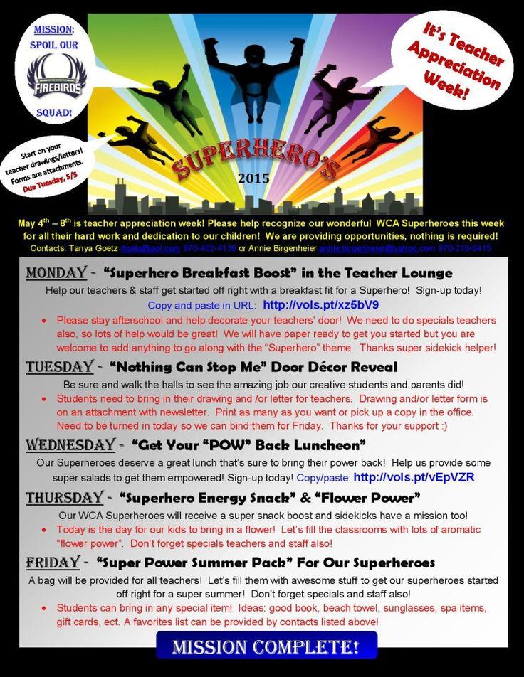 Teacher Appreciation 2015 - Newsletter Flyer-page-001