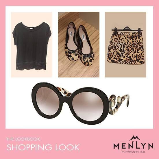#ParisatMenlyn inspired shopping look