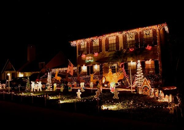 christmas lawn decorations - Christmas Lawn Lights