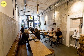Dogma Hotdogs Restaurant - Voorstraat 17