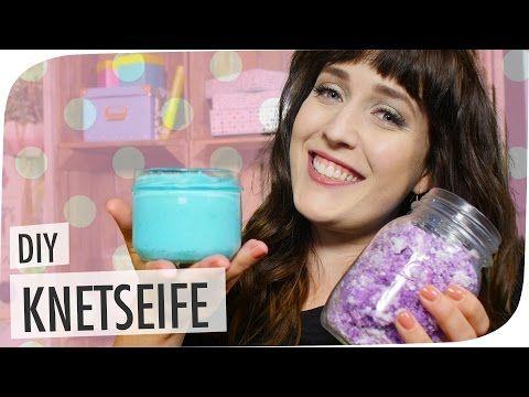 Fluffige Knetseife selber machen | DIY Knet-Seife | Geschenkidee | chestnut! - YouTube