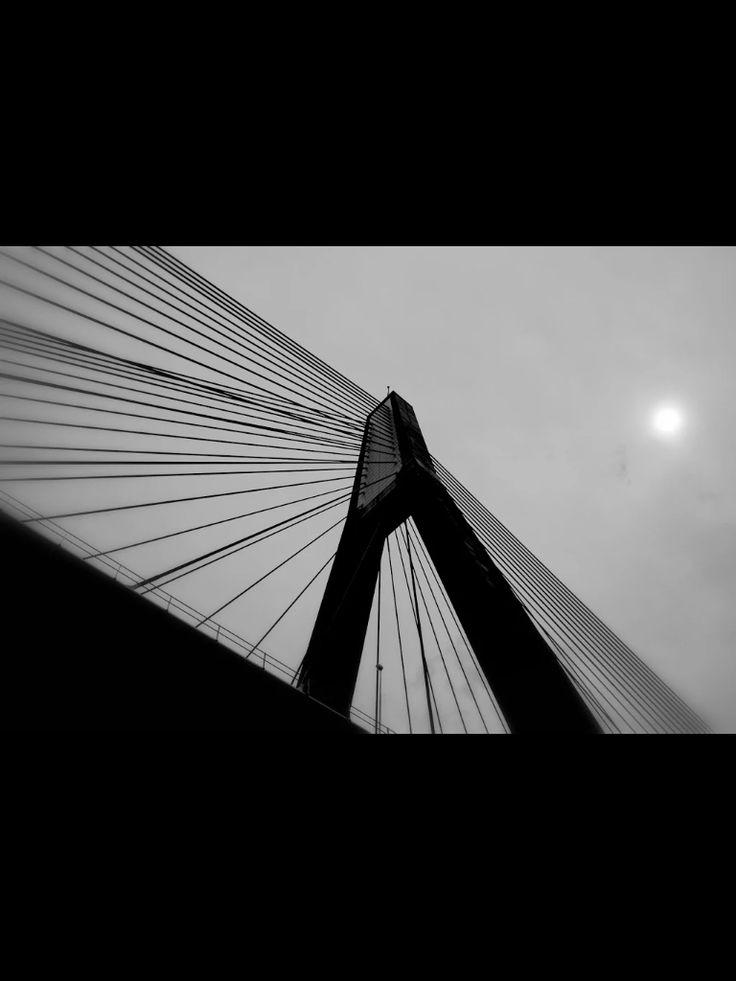 ANZAC Bridge by Edward Dirks