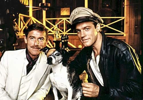 Tales of the Gold Monkey (TV Series 1982–1983)