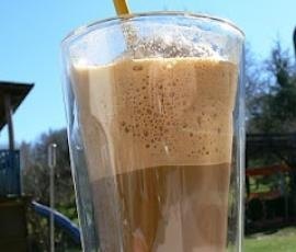 Frape .. besser wie vom Italiener (Eiskaffee)   Thermomix Rezeptwelt