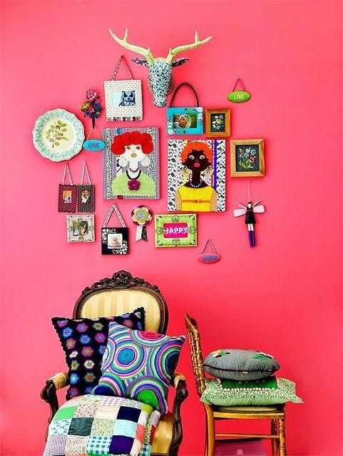 дневник дизайнера: Интерьер детской для подростка. 65 стильных идей для девочки