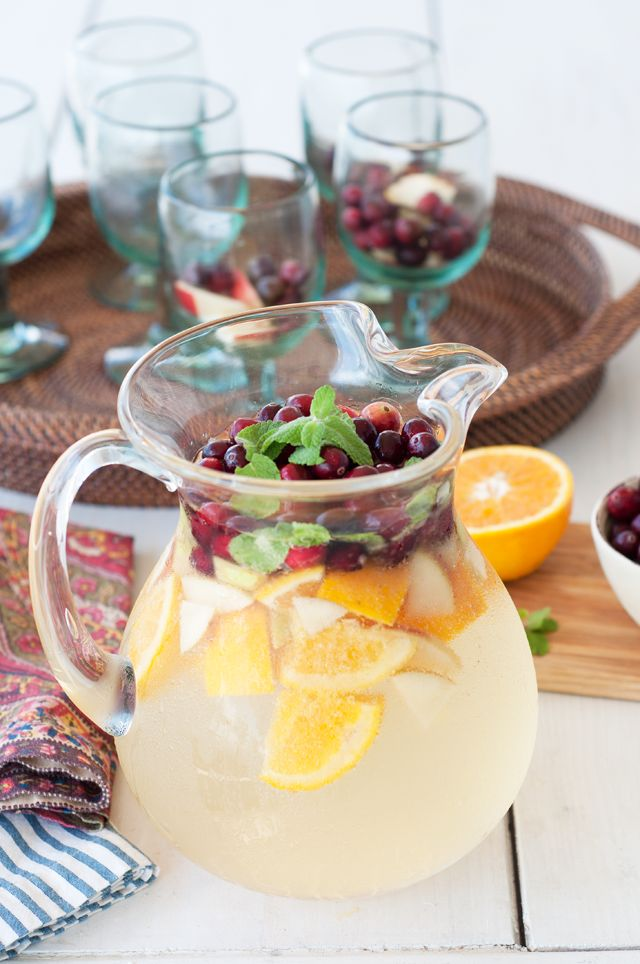Living In Yellow: Blog Consultation + White Sangria. Say What?