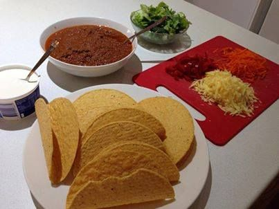 Taco's or burritos are a regular in our house and we love this recipe.  Its completely additive and preservative free which makes me happy.  I hope you enjoy this too.  Jo Find our Mexican Spice Mi...