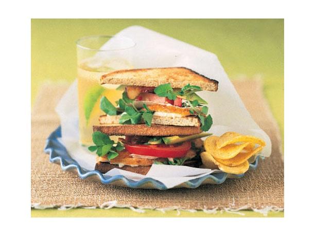 Grilled vegetable sandwich | CUISINE: DELICIOUS FOOD | Pinterest