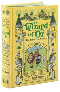 $18 The Wizard of Oz: The First Five Novels (Barnes & Noble Collectible Editions)