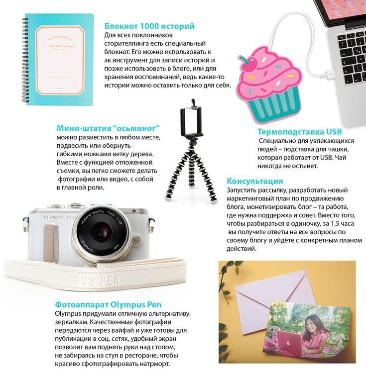 Что подарить блоггеру? 11 идей подарков