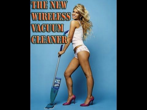 The new Wireless Vacuum Cleaner