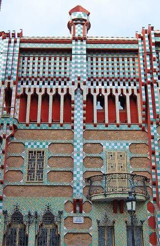 Casa Vicens. Gaudí