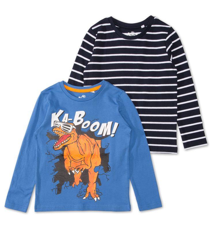 Sklep internetowy C&A | T-shirt, kolor:  niebieski 19,90zl