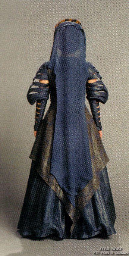 Breha Organa   Star Wars - Episode III   Costume Design by Trisha Biggar