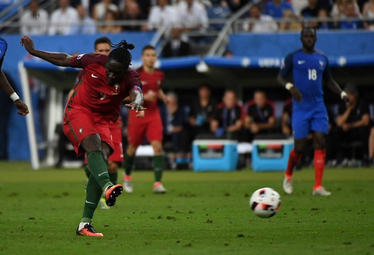 The Dreamer LDN — What. A. Finish. Portugal defeats France 1-0 on a...