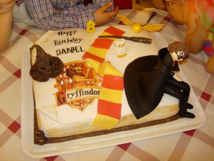 Pina D'Oria e Antonella Marchione #cakedesign #harrypotter #cakebook