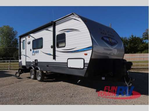 Check Out This 2018 Palomino Puma Xle Lite 21fbc Listing In