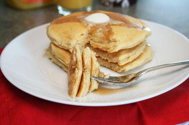 Homemade Gluten-Free Pancakes