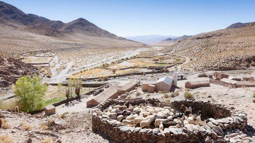 El alma de los Valles Calchaquíes La Cordillera parecía venírsele encima a su cuerpo esmirriado, pero él se sentía abrigado por el coloso andino y seguía inmerso en esa atm�... http://sientemendoza.com/2016/11/21/el-alma-de-los-valles-calchaquies/