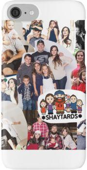 Shaytards Collage iPhone 7 Cases