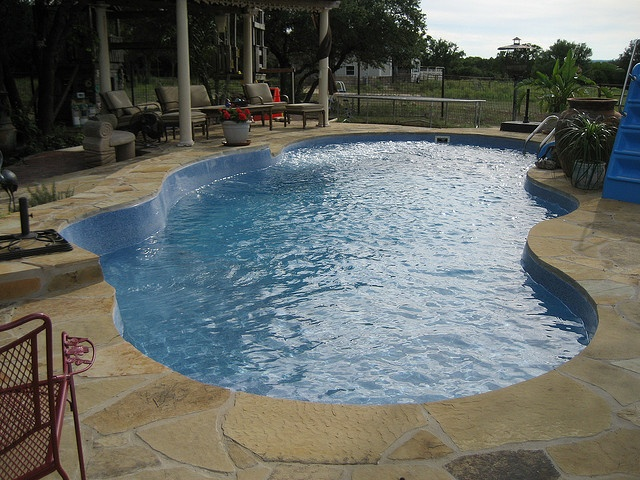 1000 images about freeform pool designs on pinterest for Pool design examples
