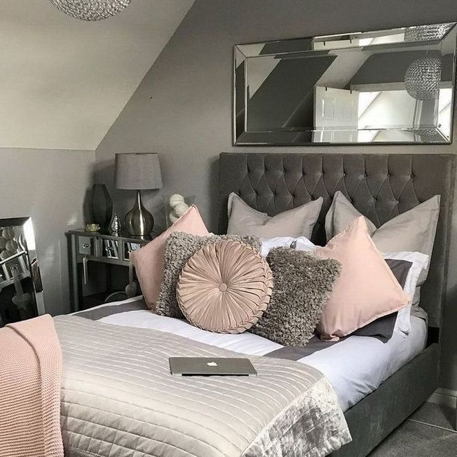 35 Unusual Article Uncovers The Deceptive Practices Of Room Ideas Tumblr Aesthetic Pink Home Decor Bedroom Classy Rooms Room Decor Grey bedroom ideas tumblr