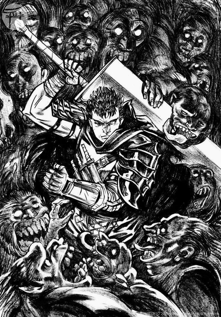 El manga Berserk de Kentaro Miura regresará de su última