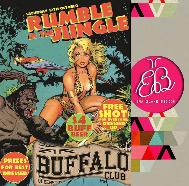 Rumble In The Jungle   Buffalo Club   Queenstown   New Zealand