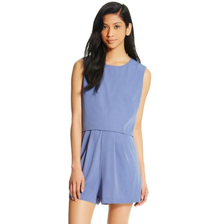 Fabulous Find of the Week: Target Romper. This stylish romper is seriously on sale.
