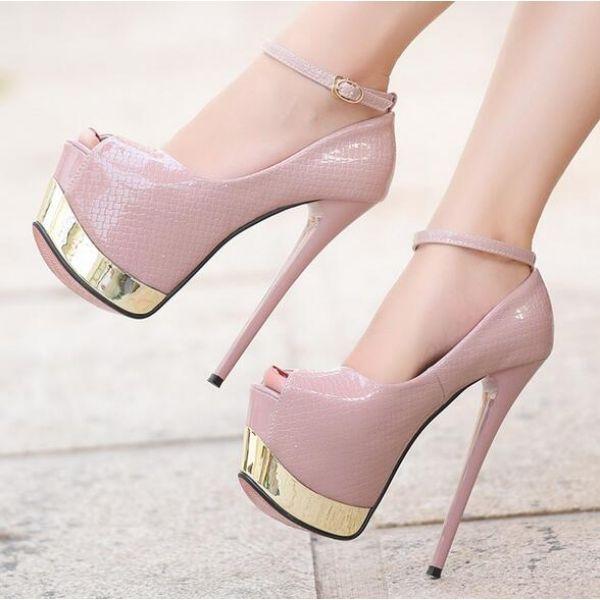 Elegant Platforms Hollow-Out Peep-Toe Thin Heels Pumps ($17.25) http://www.clubwholesale.net/shoes/pumps